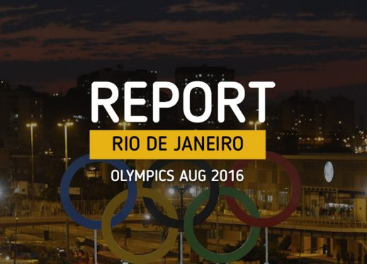 TOMI Rio Special Report: Olympics August 2016