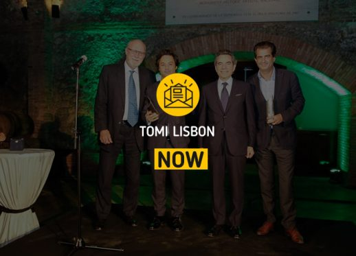 TOMI Lisbon NOW: 2016, the year of the worldwide recognition
