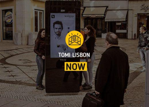 (English) TOMI Lisbon NOW: TOMI went shopping