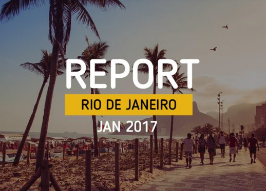 TOMI Rio Report Jan 17: January brought TOMI and Rio closer together!