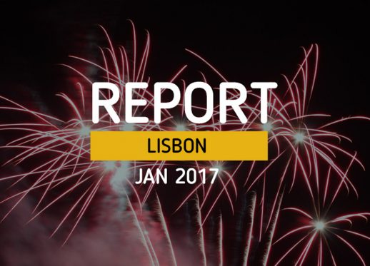 (English) TOMI Lisbon Report Jan 17: 2017 kicked off on a growing trend!