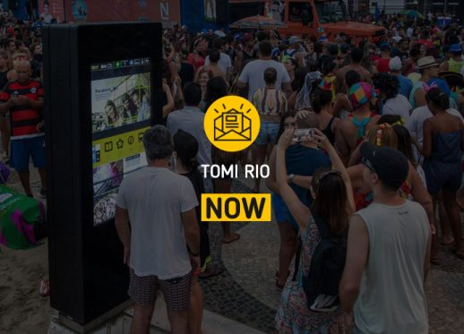 TOMI Rio NOW: TOMI helped everyone to enjoy the Carnival!