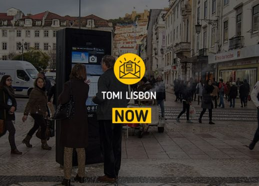 TOMI Lisbon NOW: Carnival joy invited people to explore