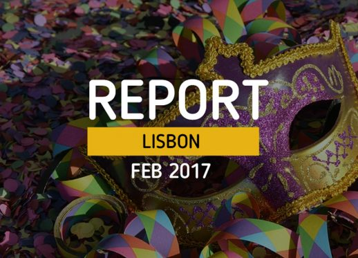 (English) TOMI Lisbon Report Feb 17: The Carnival Joyful spirit entertained Lisbon