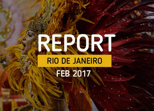 TOMI Rio Report Feb 17: TOMI, Carnival's best friend
