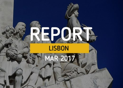 TOMI Lisbon Report Mar 17: TOMI GIF brought more fun to the city