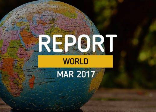 TOMI WORLD Report MAR 17: March was a joyful month