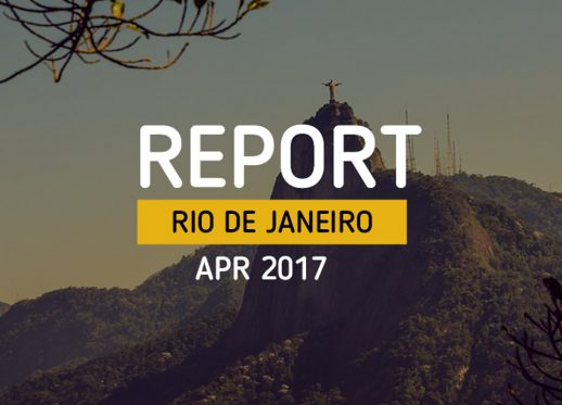 TOMI Rio Report APR 17: Rio inhabitants enjoy the city with TOMI
