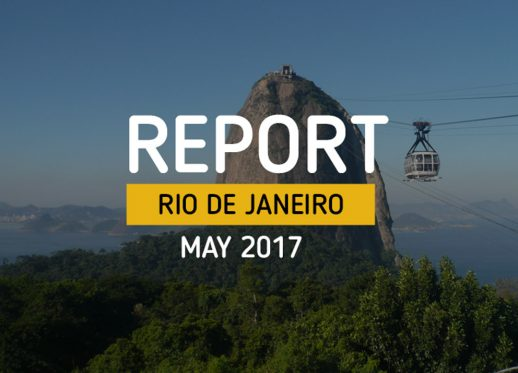 (English) TOMI Rio Report MAY 17: Rio has great news!