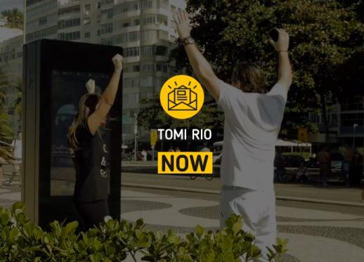 TOMI Rio NOW: This Autumn Rio celebrated one year of TOMI!