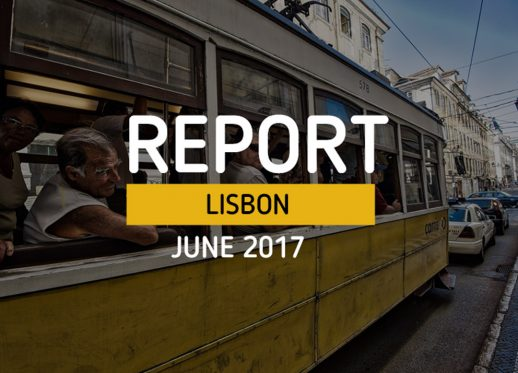 TOMI Lisbon Report JUNE 17: TOMI helps tourists to find local commerce