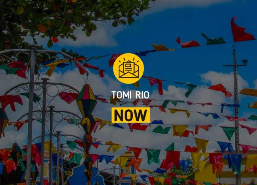 (English) TOMI Rio NOW: TOMI, the friend you need at every party!