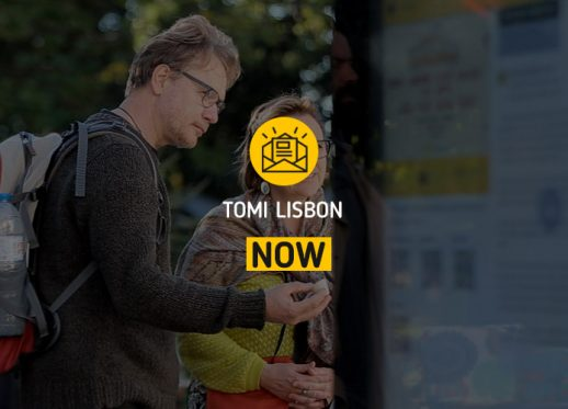 TOMI Lisbon NOW: Lisbon is more interactive with TOMI!