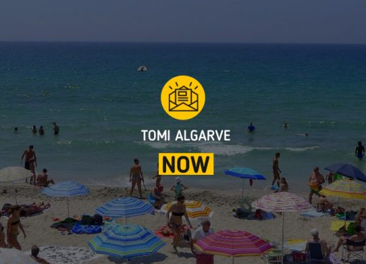TOMI Algarve NOW: Algarve welcomes tourists with the help of TOMI!