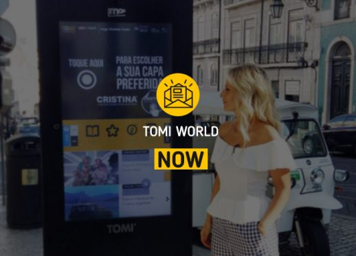 TOMI WORLD NOW: Taking interaction to the next level