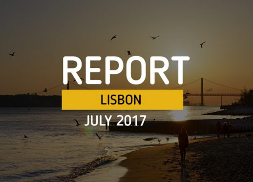TOMI Lisbon Report JULY 17: July is time to have fun in the sun!