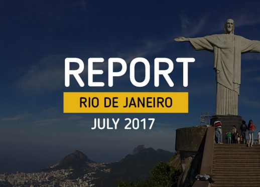 TOMI Rio Report JULY 17: Feel the rhythm of Rio de Janeiro with TOMI