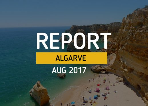 TOMI Algarve Report AUG 17: August, Summer Vacation and TOMI: a perfect match!