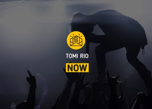TOMI Rio NOW: TOMI is a hit in Rock in Rio!