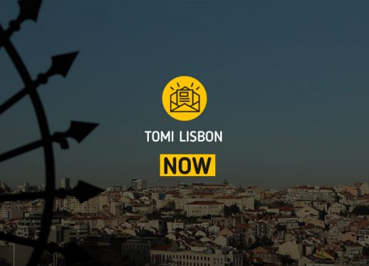 TOMI Lisbon NOW: TOMI is trending in Lisbon!