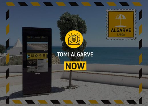 (English) TOMI Algarve NOW: Doing a TOMI TOUR through Algarve