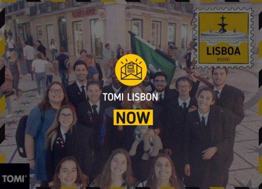 TOMI Lisbon NOW: Starting the TOMI Tour in Lisbon!