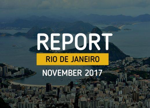 TOMI Rio Report NOV 17: Mais TOMIs, mais diversão!