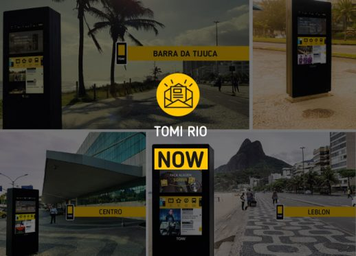 (English) TOMI Rio NOW: TOMI was the 2017 hit in Rio!