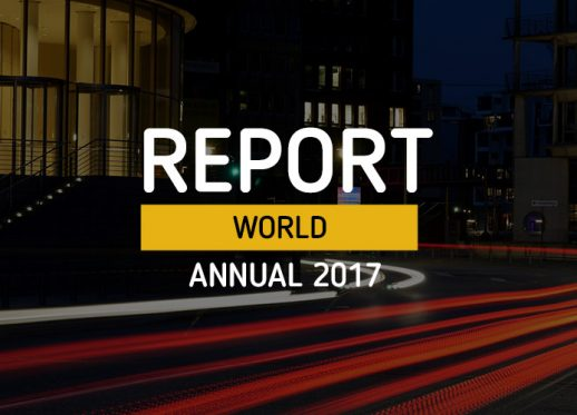 (English) TOMI WORLD Report Annual 17: TOMI, empowering cities by innovation
