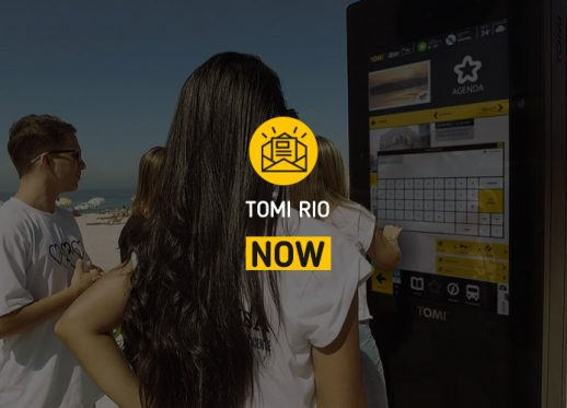 TOMI Rio NOW: TOMI makes Rio's Carnival more fun!