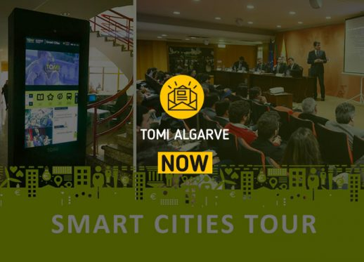TOMI Algarve NOW: O TOMI promove smart cities no Algarve