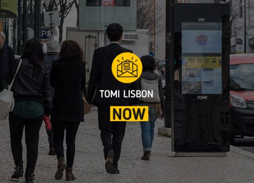 (English) TOMI Lisbon NOW: TOMI connects with Lisbon