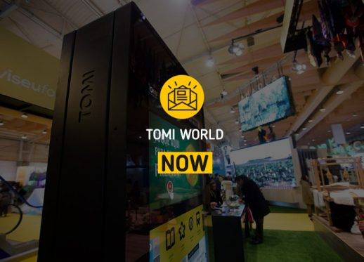 (English) TOMI WORLD NOW: TOMI attends important smart events!