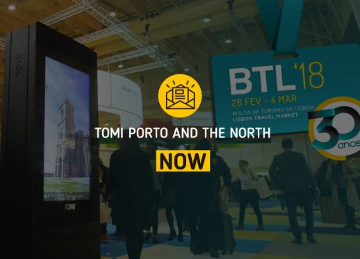 (English) TOMI Porto and the North NOW: TOMI catches the attention at BTL
