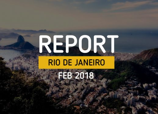 (English) TOMI Rio Report Feb 18: Rio celebrated the Carnival with TOMI