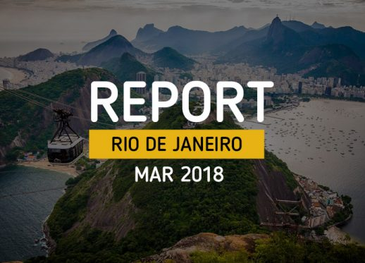 TOMI Rio Report Mar 18: TOMI makes people enjoy Rio