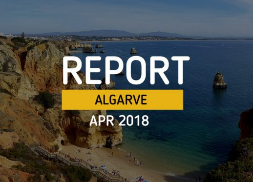 TOMI Algarve Report APR 18: Keeping the trend of the metrics