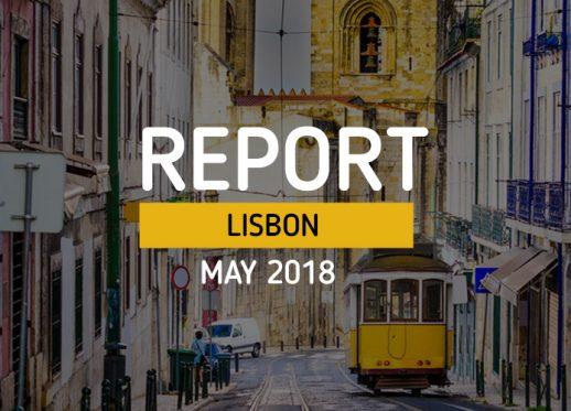 TOMI Lisbon Report MAY 18: TOMI shares the good news