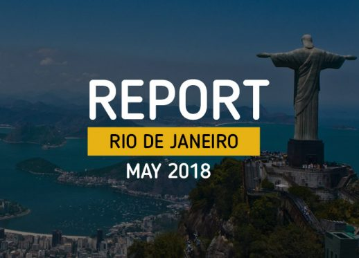 TOMI Rio Report MAY 18: TOMI promotes Rio's events