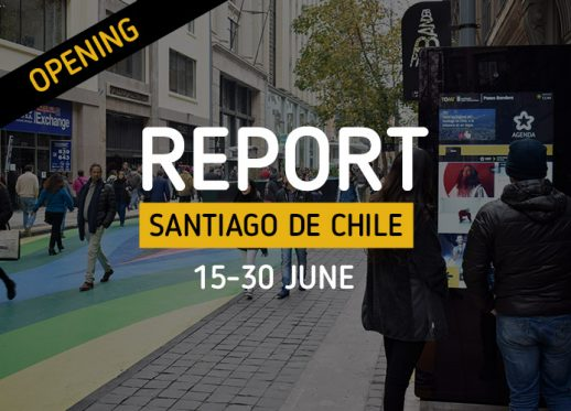 TOMI Santiago de Chile Report: The first two weeks