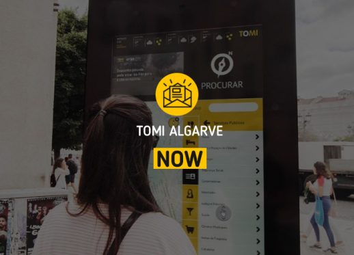 TOMI Algarve NOW: Public services are now available at TOMI Algarve!