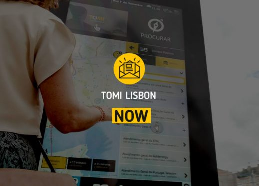 (English) TOMI Lisbon NOW:  TOMI takes public services to the streets