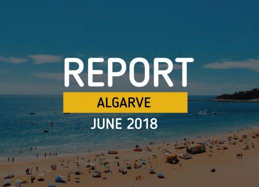 TOMI Algarve Report June 18: O verão chegou!