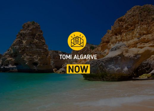 TOMI Algarve NOW: TOMI is your vacation buddy!