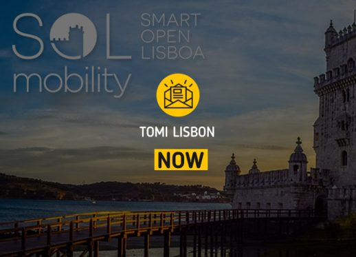 TOMI Lisbon NOW: TOMI is making Lisbon a smarter city!