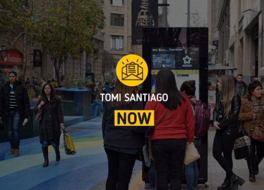 (English) TOMI Santiago NOW: A great start for TOMI