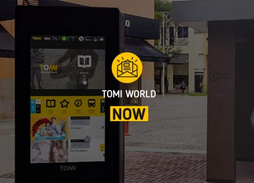 TOMI WORLD NOW: TOMI expands in Rio