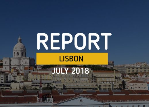(English) TOMI Lisbon Report July 18:  A great month to visit Lisbon