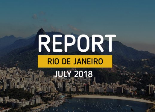 (English) TOMI Report Rio July 18: Rio gets informed with TOMI