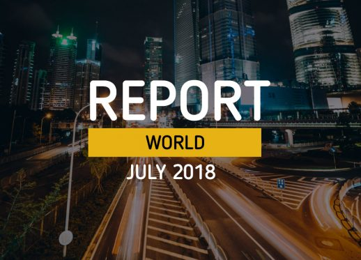 (English) TOMI WORLD Report July 2018:  TOMI registered more than 3 million interactions!